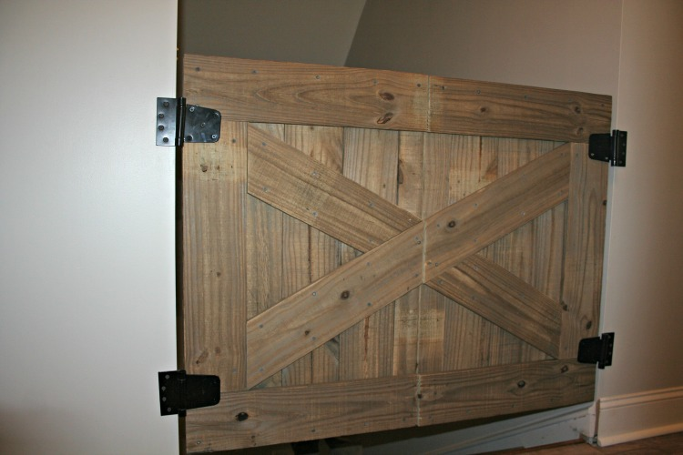 13 Diy Dog Gate Ideas: 15 Awesome DIY Baby Gates