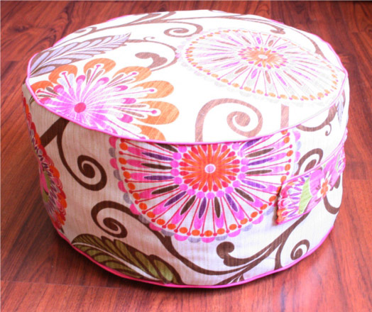 DIY Child Friendly Floor Cushion