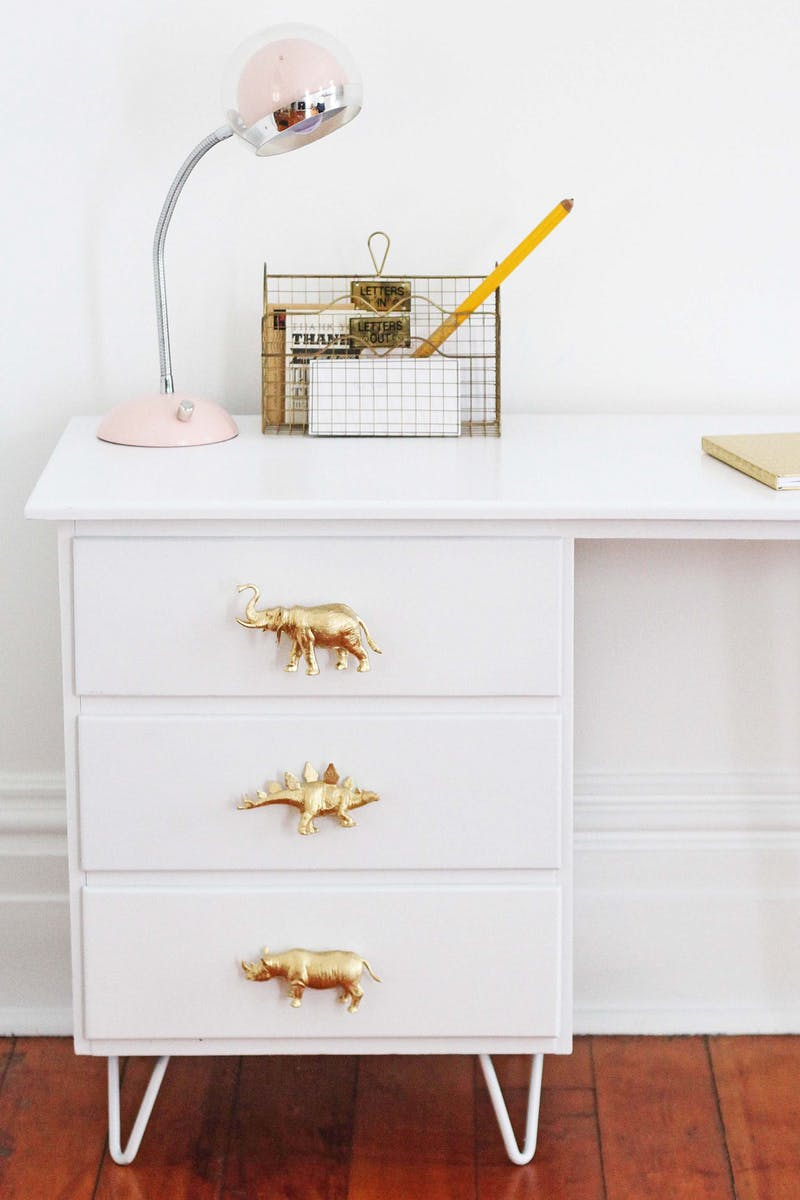 DIY Drawer Pulls from Just About Anything
