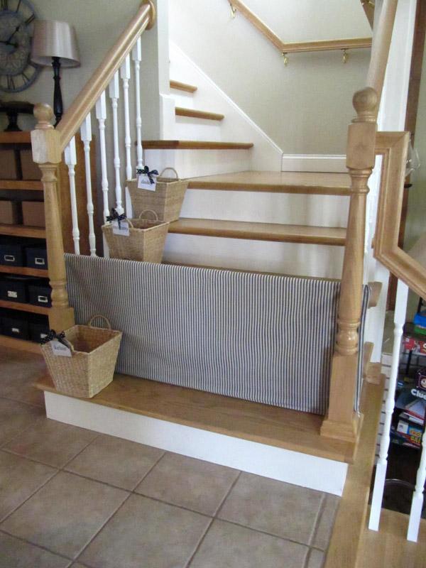 DIY PVC Dog Gate