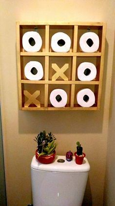 Tic Tac Toe Storage