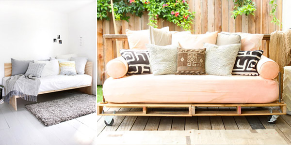 11 Amazing DIY Daybed Ideas Cool DIYs