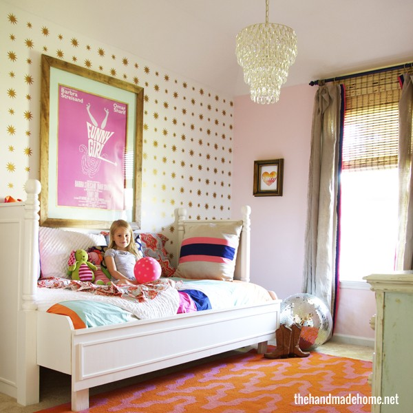 DIY Daybed for Little Princess