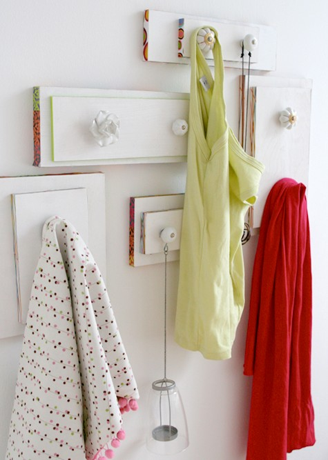 DIY Drawer Hangers