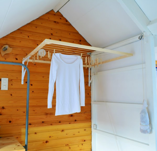 DIY Foldable Drying Rack