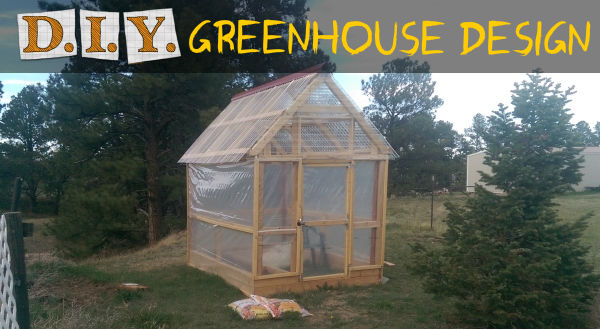 DIY Greenhouse Design