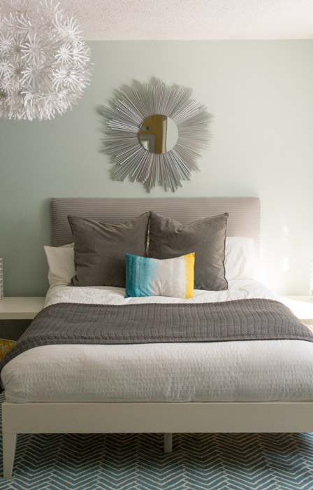 DIY Headboard For Under $30