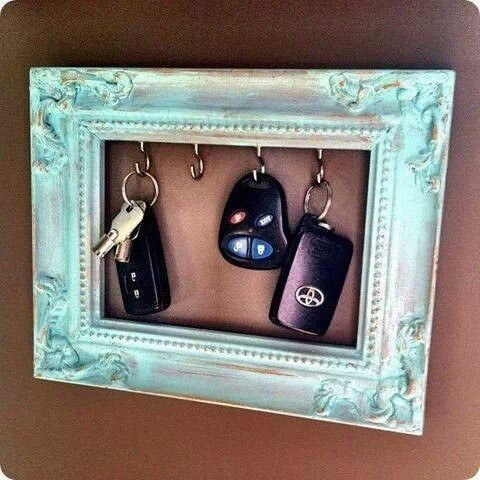 DIY Key Holder in 5 Easy Steps