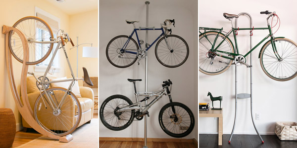 Indoor Bike Storage Ideas