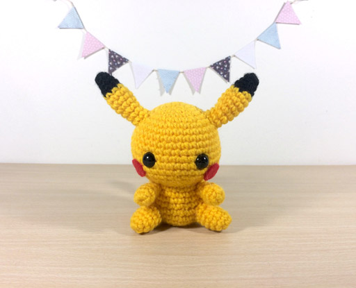 Pikachu from 53Stitches