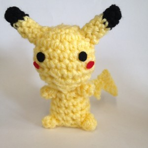 Pikachu from AmiAmour
