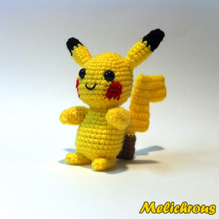 Pikachu from Melichrous