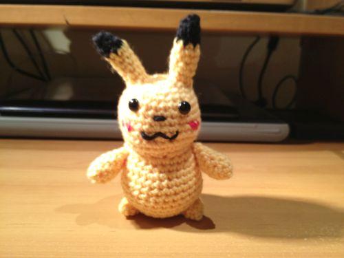 Pikachu from QueenieChan