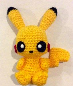 Pikachu from SirPurlGrey