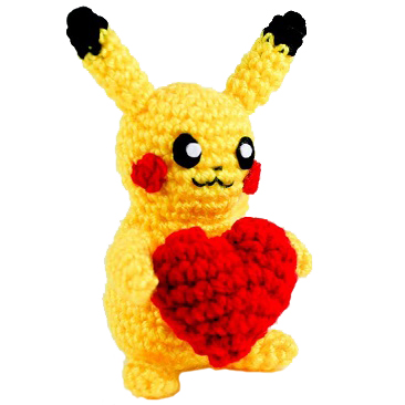 Pikachu from StringsAway