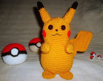 Pikachu from Wolfdreamorth