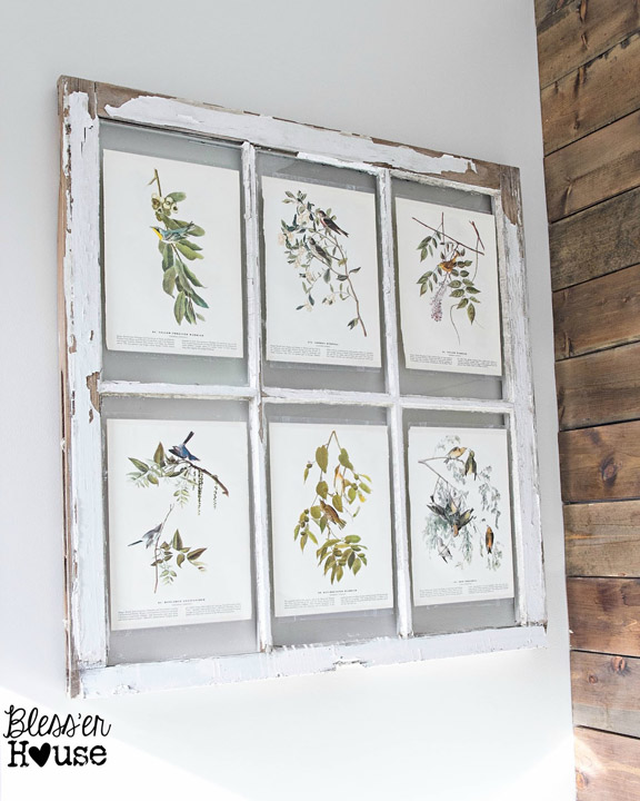 Window Wall Decor