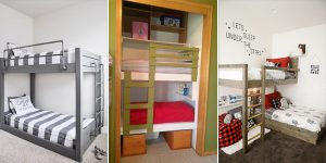 10 Free DIY Bunk Bed Plans