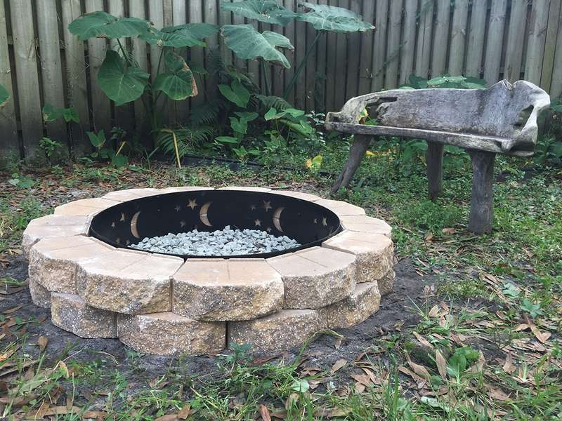 DIY Fire Pit by Howchoo