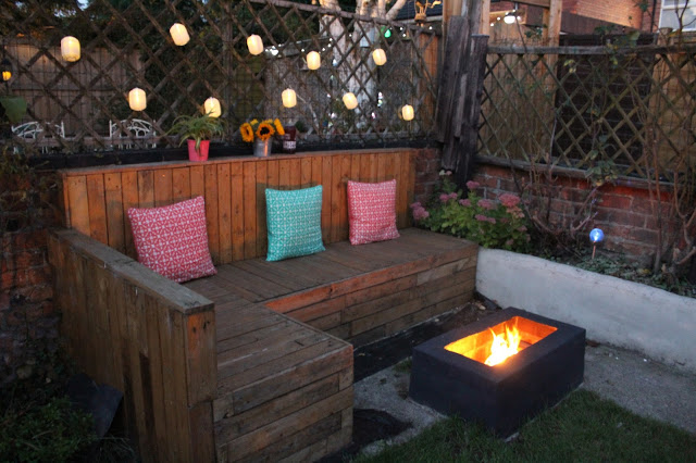 DIY Fire Pit by Kezzabeth
