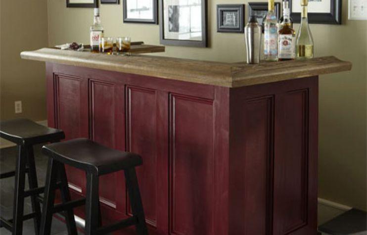 DIY Home Bar No. 3