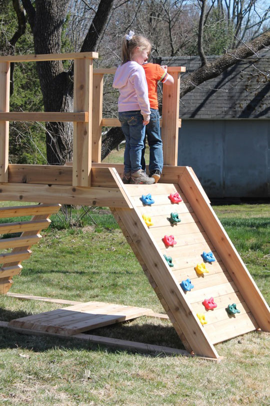 DIY Playset by MyFixItUpLife