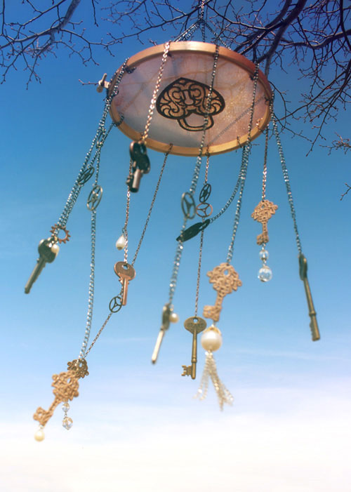 DIY Steampunk Wind Chime
