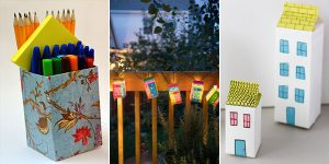 Creative Ideas to Reuse Milk Cartons