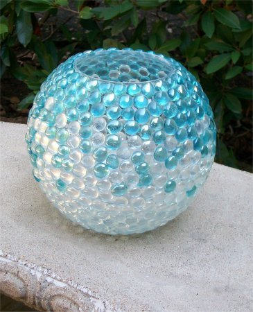 DIY Marble Vase