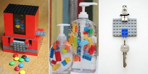 10 Fun DIY Lego Crafts