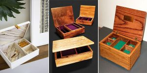 Amazing DIY Jewelry Box
