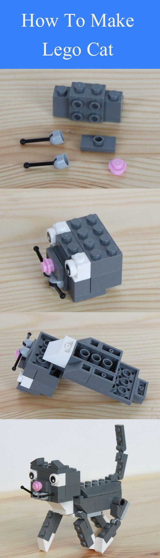 DIY Lego Cat