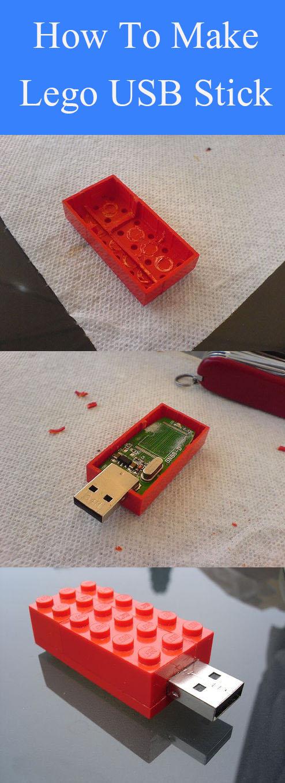 DIY Lego USB Stick