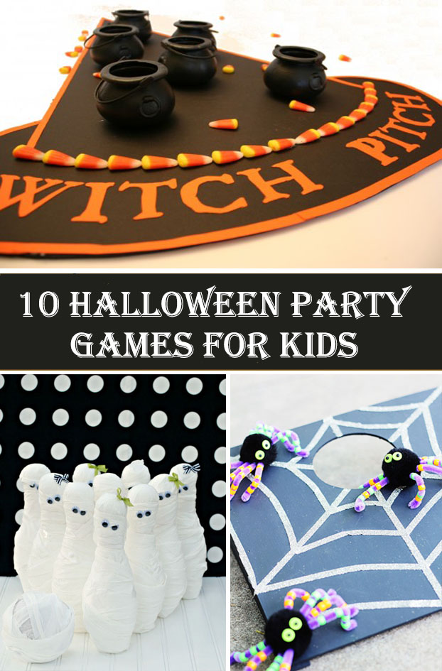 10 Hilarious Halloween Party Games For Kids
