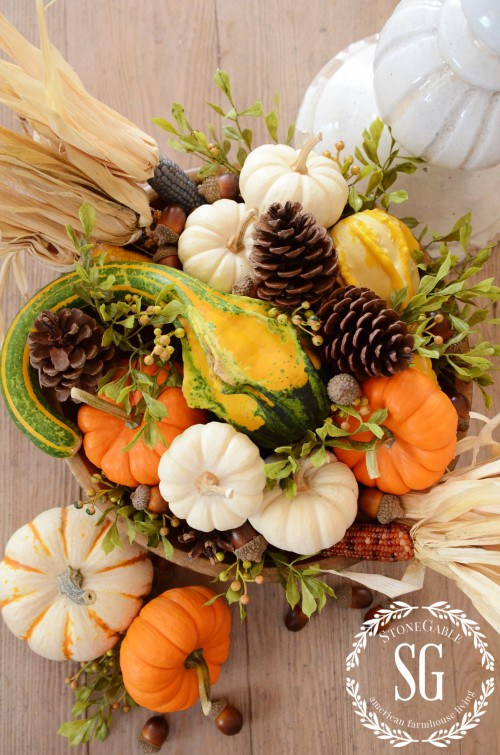 5-Minute Fall Decor DIY