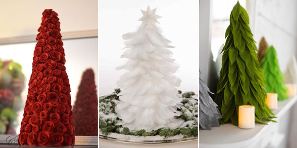 10 Original Diy Homemade Christmas Trees Cool Diys